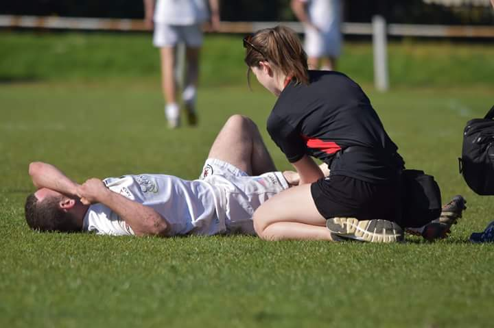 Rugby Sports Therapy